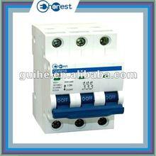 GHM16-63 circuit breaker with SAA certification,1P,2P,3P,4P mcb, electrical circuit breaker
