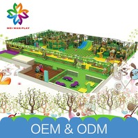 High Quality Kids Amusement Park Commercial Safe High Quality Indoor Gym Equipment For Kids