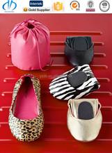 simple top fold dance shoes