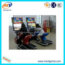 Good quality Attack moto/hot selling 2015 simulator racing game machine