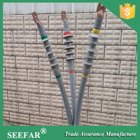 Cold Shrink Outdoor Termination kit for 33kV XLPE Cable