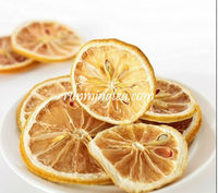 Dry lemon slice