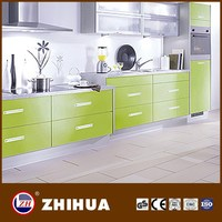 kitchen furniture high gloss lacquer model design