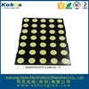 5*7 3*3.5mm square china video led dot matrix outdoor display led dot matrix