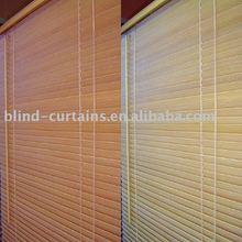 Wood slat blind design 2015