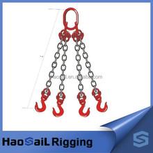 Grade 80 Four Legs Chain Sling