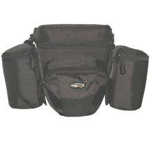 stylish nylon slr camera bag