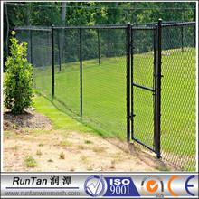 China manufacturer decorative chain link plastic garden fence