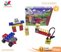 2015 Wholesale Educational Toys For Preschoolers Plastic Building Block Educational Toys Kindergarten