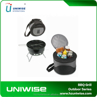 High Quality BBQ Grill for wholesales /charcoal grill easy to carry/iron window grill design