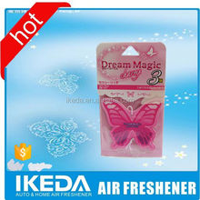 Home product auto paper air freshener