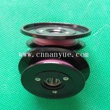 Alta capacidad precio competitivo dongguan completo spec plástico polea fabricante