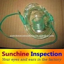 oxygen cylinder/ medical equipment/ quality control/ inspection/ qaqc