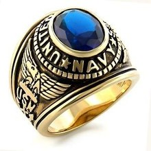 Cheap Custom Air Force Ring Sterling Silver Jewelry for Armed Force