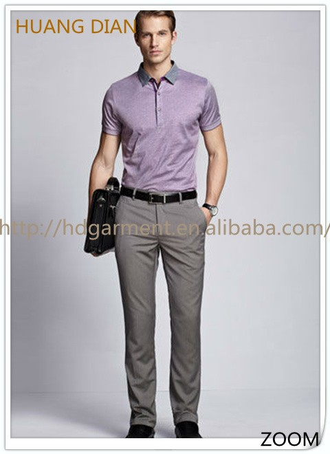 mens formal trousers male models picture