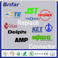 Manufacturing 2 way toyota connector with 18 years experience