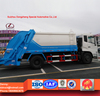 12tons garbage compactor truck, high quality waste compactors