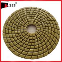Rough polishing diamond grit polishing pads SEB-PP110642
