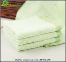 alibaba china,wholesale hand cotton baby towel,textile face towel, Green,Orange,25X25CM,34X76CM,GVBT65513