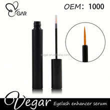 effective natural eyelash enhancer Black Tube Eyelash Enhancer Eyelash Serum