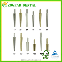 DE065-1 dental lab/brass dowel pins