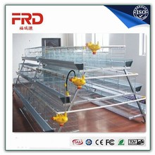 FRD Q235 galvanized wire mesh international poultry equipment chicken cages