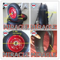 China Factory Wholesale best quality agricultural and garden use carts tire4.10 3.50-4 4pr