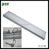 shenzhen factory Aluminum material sensor waterproof IP65 rock mounted led bulkhead fitting 4ft 120w