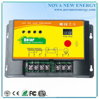 20a PWM solar charge controller for wind turbine with low price