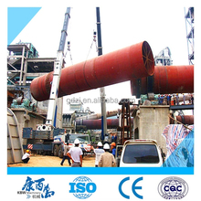 roasting rotary kiln for calcium aluminate production plant/metal smelting rotary kiln