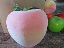 custom large size decoration peach