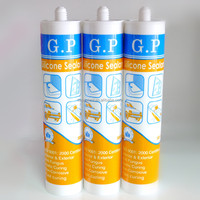 Anti-fungal bathroom using silicone sealant,gp silicone sealant