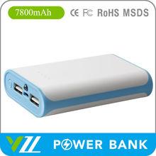 Alibaba Wholesale Warm Reception 7800mah Power Bank, Power Bank7800mah