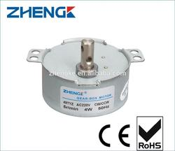 High Voltage mini permanent magnet synchronous motor For Helicopter Model