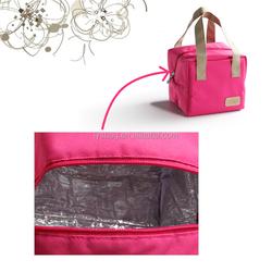2015 new Selling Oxford Fabric Insulated Cooler Lunch Bag,custom Long Strap Shoulder Cooler Bag Handbag,cheap lunch bag