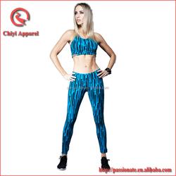 2015 Latest women sportswear womens yoga pants fitness clothing