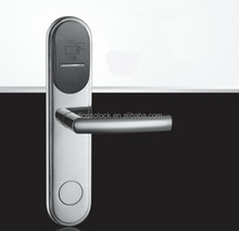 European standard mortise hotel room card lock system