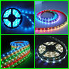 cheap flexible waterproof rgb rgbw led strip 5050