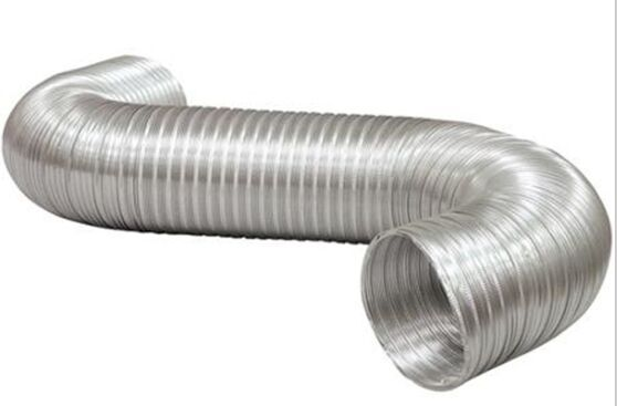 Air Conditioning Flexible Duct : Hvac systems parts semi flexible duct for high