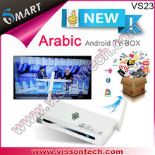 Arabic Channels IPTV Receiver, Arabic Free Channels TV Box -Loaded Ready To Use 500+ Arabic Channels + Sports, Movies & USA TV P