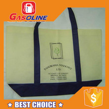 Fashional hot sale non woven blue bag