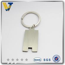 Custom sports medal fiat car logo keychain