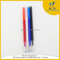 High Quality Temperature Control disappear refill Erasable Pen