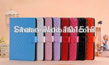 """High quality Shine PU Leather Case Cover Skin For Apple Ipad MINI 7""""tablet"""
