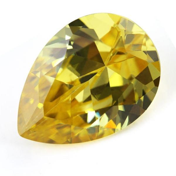 Nep Diamanten Bestellen Stenen Nep Gele Diamanten