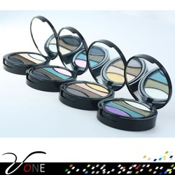 New Shadow Quad in 4 Color Eyeshadow Travel Size