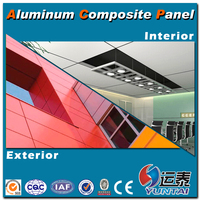 Commercial Bathroom Wall Panels Aluminium Wall Cladding Roof Panel