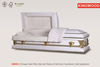KM2003 metal caskets wholesale made in china
