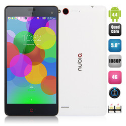 Nubia Z7 mini Qualcomm Snapdragon 801 2.0GHz 5.0 inch FHD Corning Gorilla Glass 13.0MP ZTE CDMA GSM Android Mobile Phone