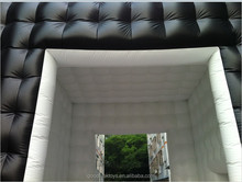 party sale foldable photo booth sales tent used rental blow up cube tent wedding party inflatable photo booth
